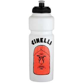 Cinelli Barry Mcgee Drinking Bottle 750ml white/black